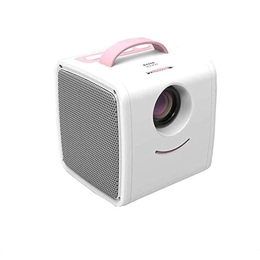 Proyector HD Video, Mini proyector 700 lúmenes niños educación ...