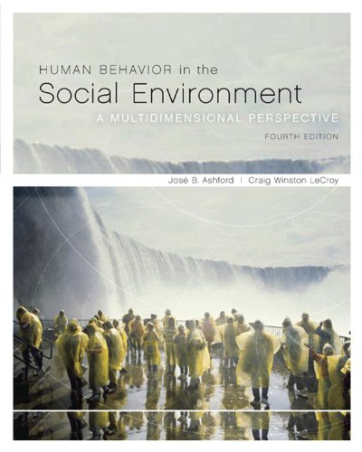 Download Human Behavior in the Social Environment: A Multidimensional Perspective Pdf