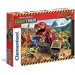 Clementoni DreamWorks: Dinotrux 104pieza(s) - Rompecabezas (tradicional, Dinosaurios, Niños, DreamWorks, Dinosaurio, 4 Año(s))