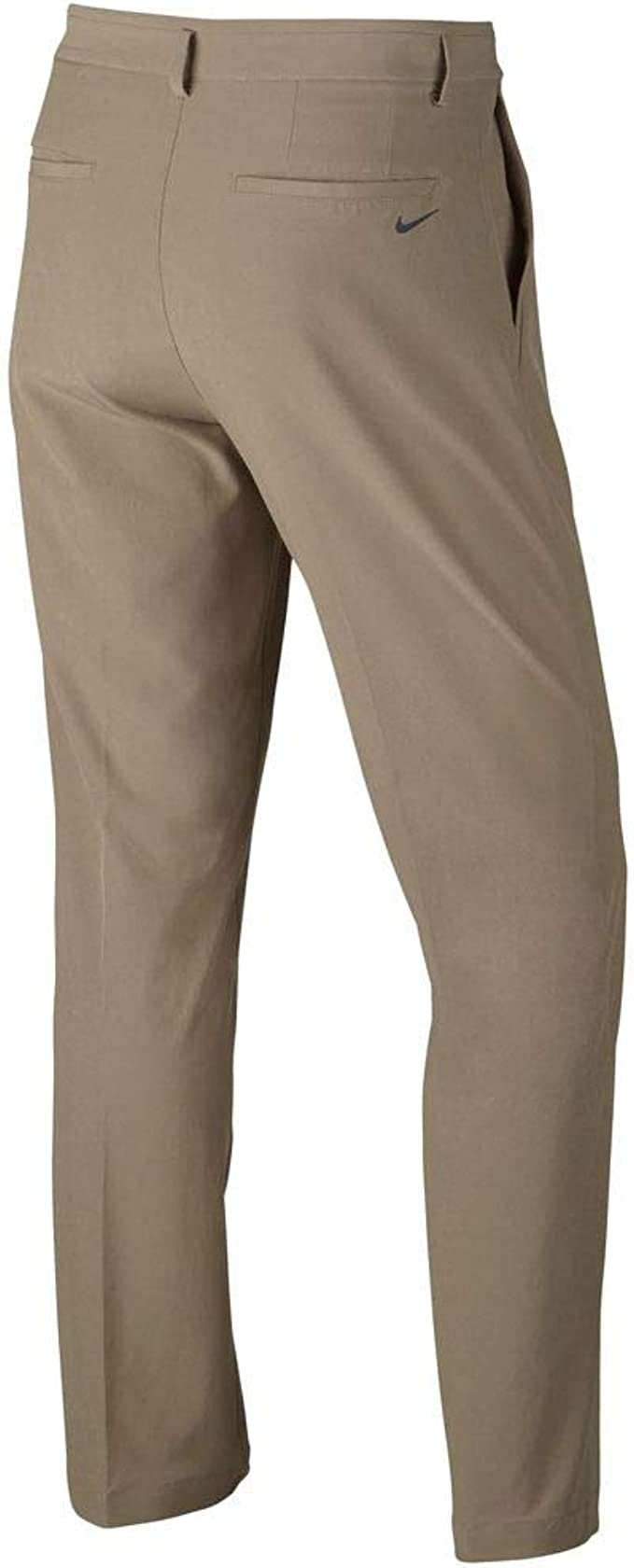 Rispetto Installazione catturare  Amazon.com : Nike Flat Front Stretch Woven Golf Pants 2017 Khaki/Anthracite  34/32 : Clothing