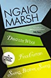 Front cover for the book Died in the Wool by Ngaio Marsh