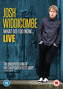 Image result for josh widdicombe dvd what do i do now