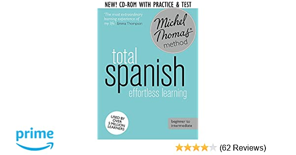 Amazon.com: Total Spanish Foundation Course: Learn Spanish with the ...