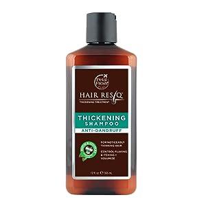 Petal Fresh Hair ResQ Anti-Dandruff Natural Thickening Shampoo For Noticeably Thinning Hair