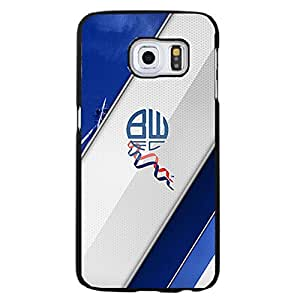 Hot Design Bolton Wanderers FC Phone Case Cover For Samsung Galaxy s6 Edge Plus Bolton Wanderers Unique Design