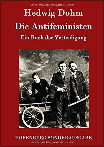 Book Die Antifeministen (German Edition)