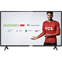 "Smart TV LED 40"" Android TCL 40s6500 Full HD com Conversor Digital Wi-Fi Bluetooth 1 USB 2 HDMI, Controle Remoto com Comando de Voz"