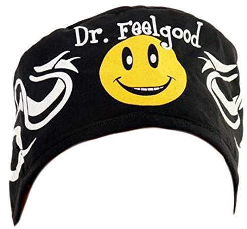 Mens And Womens Medical Scrub Cap - Dr. Feelgood ()