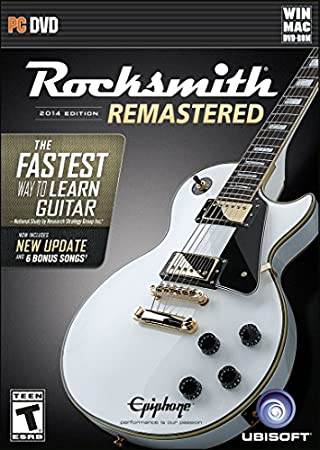 Rocksmith 2014 Edition Remastered - PC Standard Edition