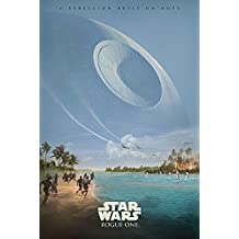 "Star Wars: Rogue One Poster - Death Star (24""x36"")"