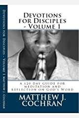 Devotions for Disciples - Volume 1 Kindle Edition