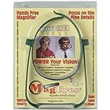 MagEyes Magnifier No.2 and No.4 Lenses