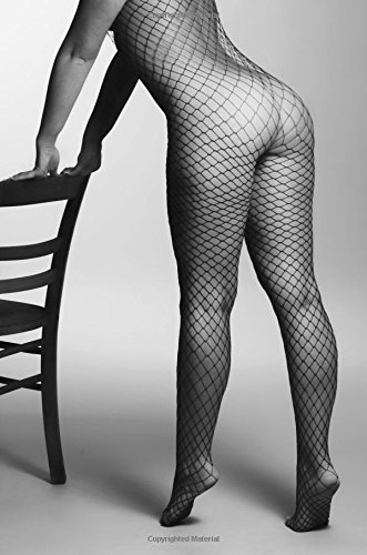Fishnet Platform (Fishnet Bodystocking Journal: Blank Note Book Diary ~ 6 x 9 Size ~ 150 Gray Lined Pages ~ COLLEGE Ruled!)