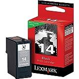 Lexmark No 14 Black Return Prog Print Cartridge
