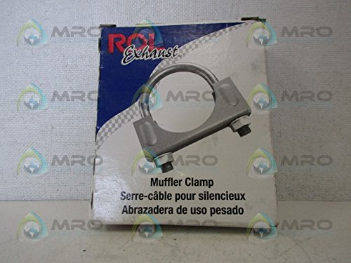 ROL EXHAUST 517234 MUFFLER CLAMPNEW IN BOX (Exhaust Rol)