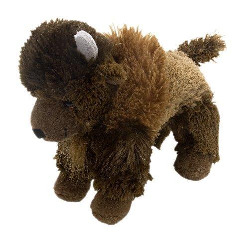 "UPC 092389894455, Wild Republic Hug 'Ems Bison 7"""