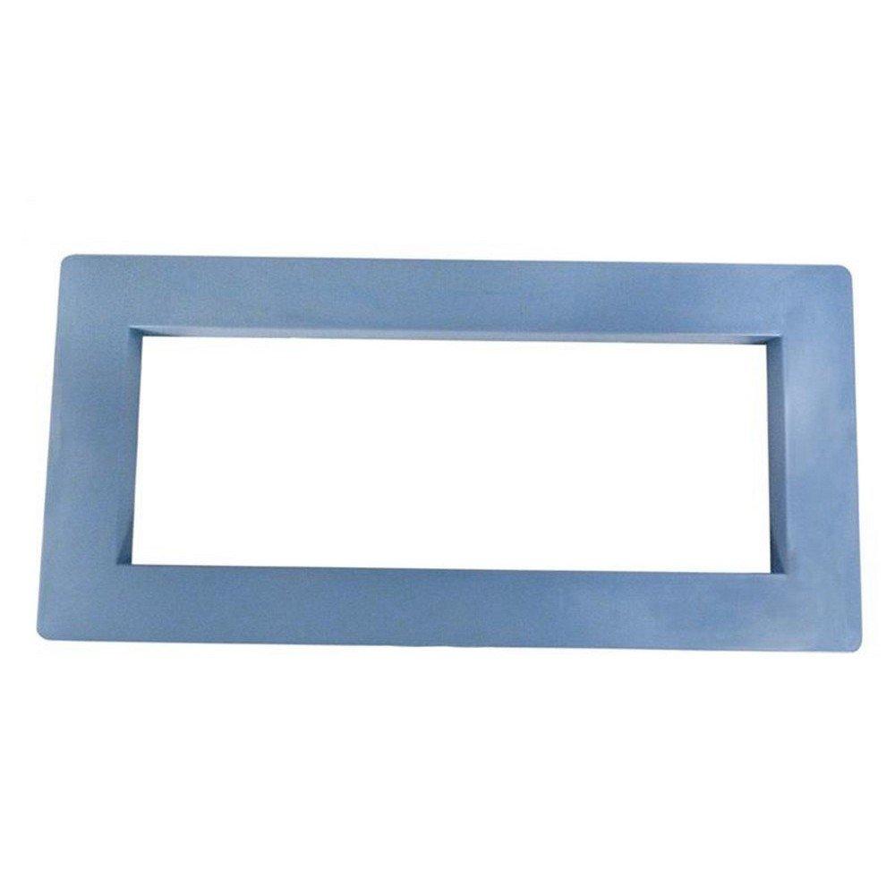 Custom 25541-009-020 Skimmer Faceplate Wide Cover - Light Blue