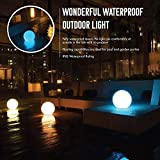 Best Floating Pool Lights - Solar Ball Lights Outdoor Color Changing LED Floating Review