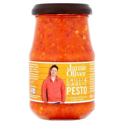 Chilli & Garlic Pesto 190g