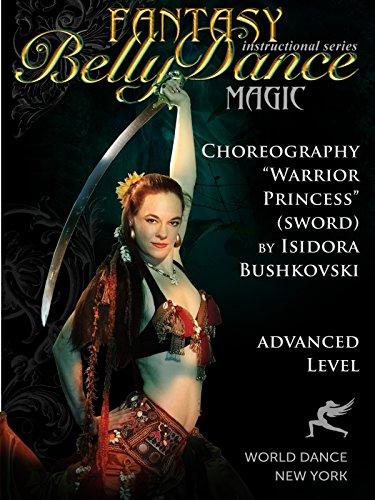 Costume Breakdown Programs (Warrior Princess - Bellydance Sword Choreography by Isidora Bushkovski - advanced belly dance)