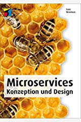 Microservices: Konzeption und Design Perfect Paperback