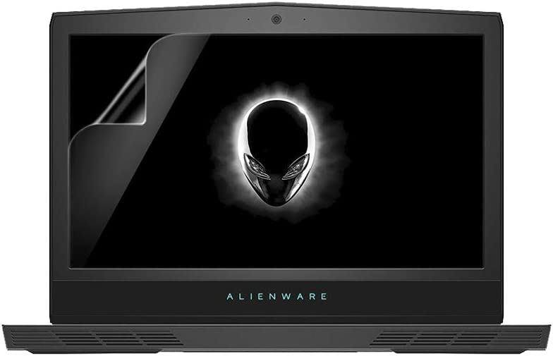 Celicious Matte Anti-Glare Screen Protector Film Compatible with Dell Alienware 17 r5 [Pack of 2]
