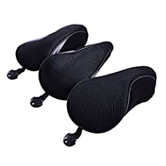 You have invested plenty in to your new clubs, protect them today and keep them looking like new with these stylish Universal Golf Club Head Covers. Polyester mesh design with padded inner lining provide the ultimate in protection by providin...