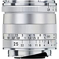 Zeiss Wide Angle 25mm f/2.8 Biogon T* ZM Manual Focus Lens (Leica M-Mount) - Si