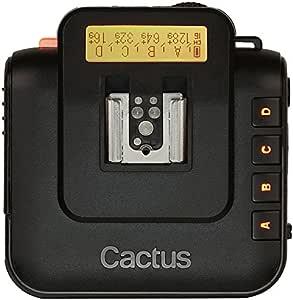 Cactus V6 Flash Remote, Black