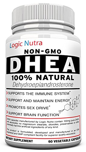 DHEA 100 Maximum Strength Supplement product image