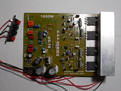 Soumik Electricals 1000 Watt Amplifier Board, Power