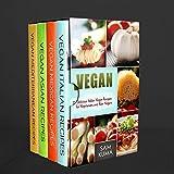 Ethnic Vegan Box Set 4 in 1: Dairy Free Vegan Italian, Vegan Mexican, Vegan Asian and Vegan Mediterranean Recipes for an Amazing Raw Vegan Lifestyle