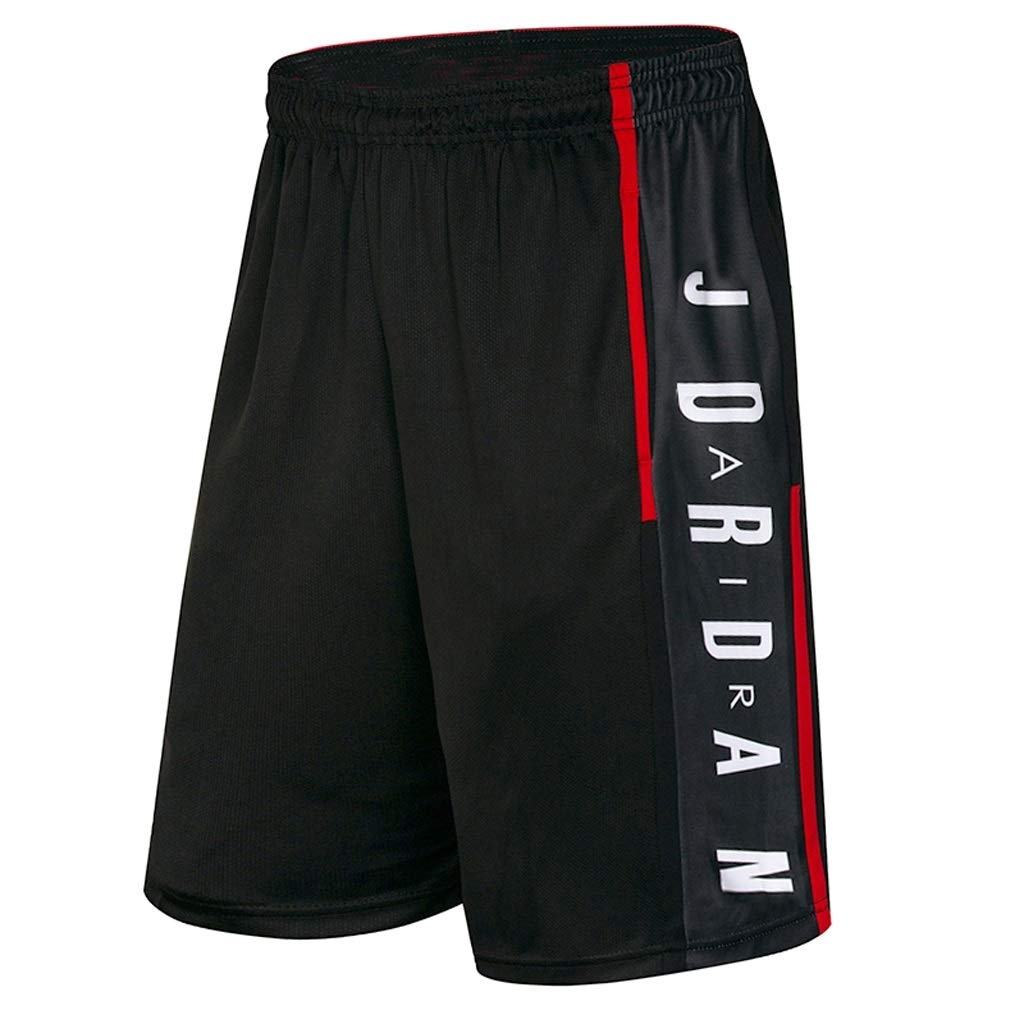 S, Nero Lalagofe Boston Celtics Shorts Pantaloncini Kyrie Irving Nero