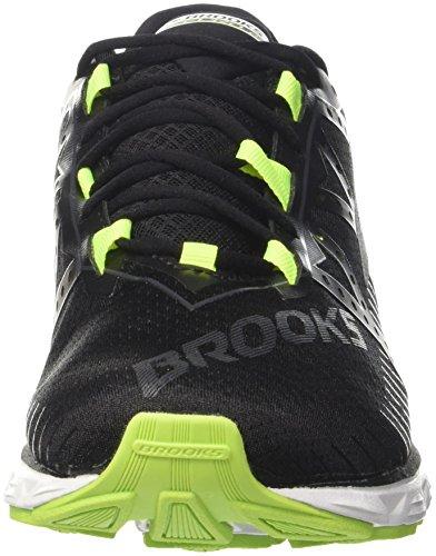 Neuro De Course Brooks nightlife white black 2 Homme Multicolore Chaussures dRwwtq