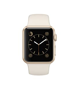 "Apple Watch Sport 1.32"" OLED Oro Reloj Inteligente - Relojes Inteligentes (3,35"