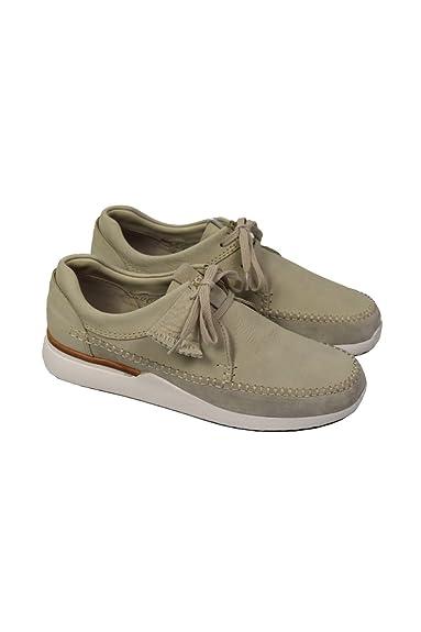 Clarks Originals Herren Sneaker Elfenbein Beige