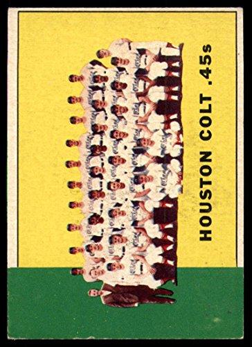 baseball-mlb-1963-topps-312-colt-45s-team-ex-excellent