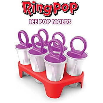 Zoku Ring Pop Molds