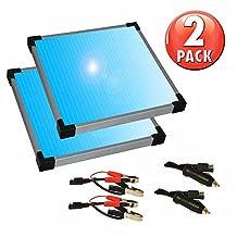 Coleman® 6-W Solar Panel Kit 12-V Battery Trickle Charger