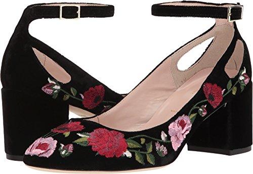 Kate Spade New York Womens Gable Black Velvet free shipping Inexpensive UVP6pgQIU
