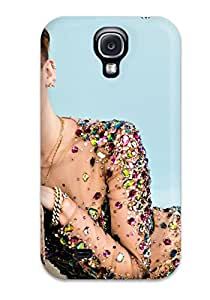 Hot 6817234K20805751 Premium Durable Miley Cyrus 2014 Fashion Tpu Galaxy S4 Protective Case Cover