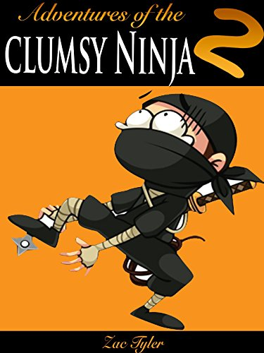 Amazon.com: Adventures Of The Clumsy Ninja 2 eBook: Zac ...