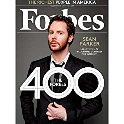 Forbes, September 26, 2011