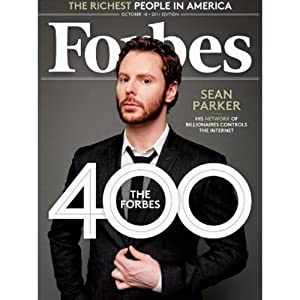 Forbes, September 26, 2011 Periodical