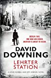 Lehrter Station by David Downing front cover