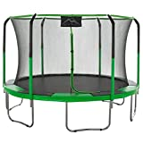 SKYTRIC Trampoline with Top Enclosure