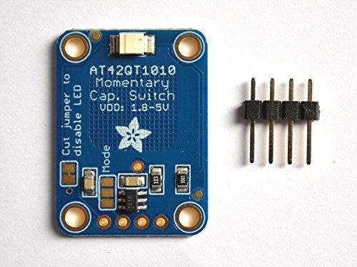Adafruit Standalone Momentary Capacitive Touch Sensor Breako