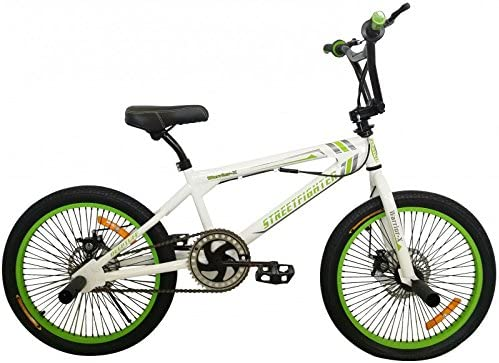 2Fast4You Streetfighter - Bicicleta BMX (rueda de 20