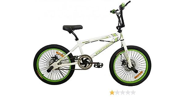 2Fast4You Streetfighter - Bicicleta BMX (rueda de 20