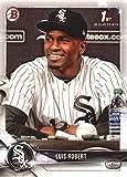 #5: 2018 Bowman Prospects #BP21 Luis Robert Chicago White Sox Baseball Card